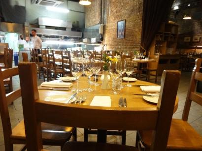 Vinopolis restaurant